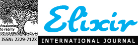 Elixir International Journal